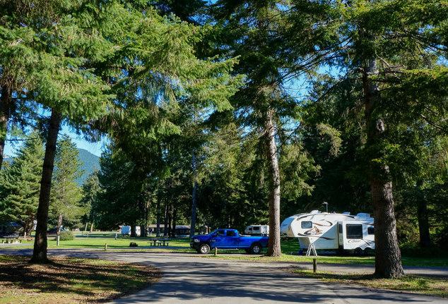 Dosewallips State Park, WA - Love Your RV! Forum